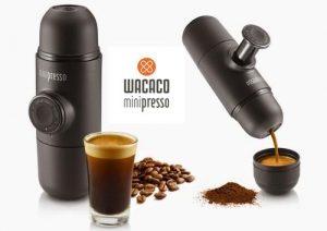 Alat kopi Wacaco mini espresso murah